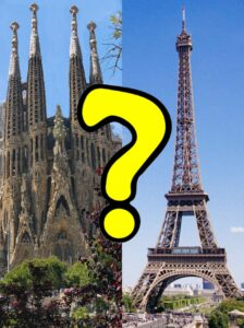 travel spain vs france
